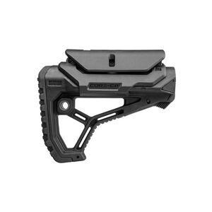 FAB Defense GL-Core CP Carbine Buttstock Mil-Spec/Commercial Diameter Black