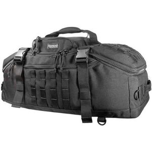 Maxpedition Hard Use Gear Doppelduffel Adventure Bag Nylon Black