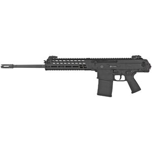 "B&T APC308 DMR .308 Win Semi Auto Pistol 18"" Barrel 20 Rounds Full Length Optic Rail Ambidextrous Controls Backup Sights Matte Black"