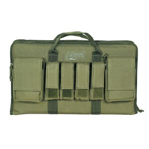 "Voodoo Tactical Enlarged Pistol Case 10""x19""x2"" Coyote"