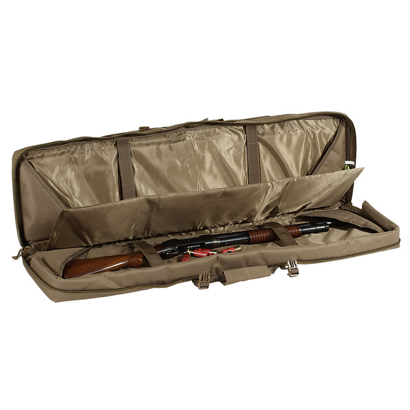 """Voodoo Tactical 42"""" Padded Weapons Case Coyote"""