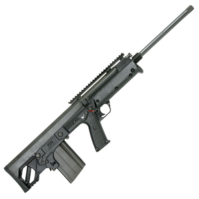 "Kel-Tec RFB Hunter Semi Auto Bullpup Rifle .308 Winchester 24"" Barrel 20 Round FAL Compatible Magazine Ambidextrous Controls Forward Ejection Synthetic Stock Green Finish"
