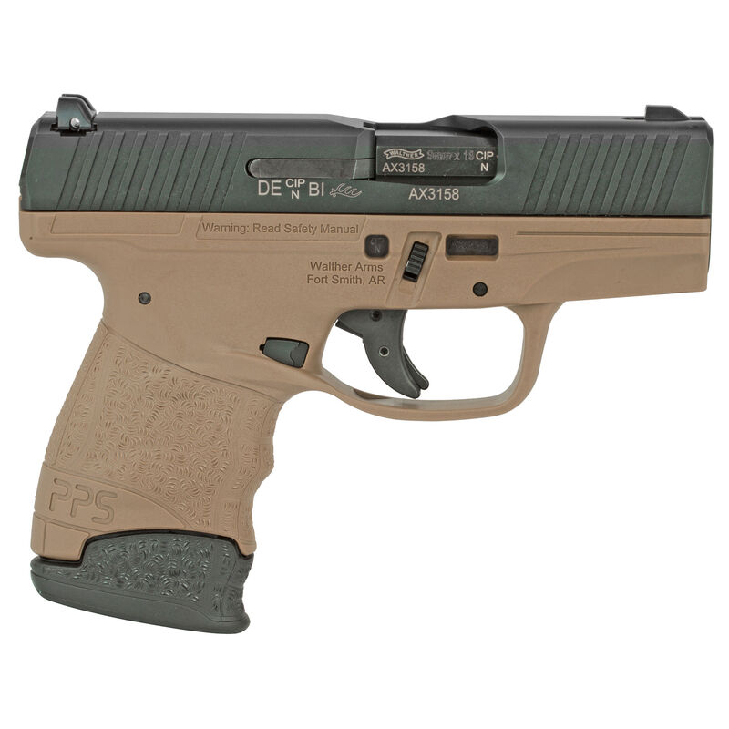 Walther PPS M2 9mm Luger Semi Auto Pistol 3 18