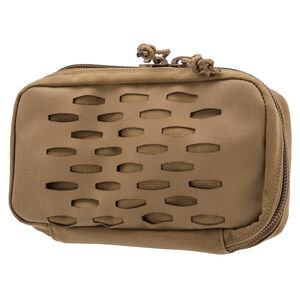 Sentry Medium IFAK Medical Pouch MOLLE Nylon Coyote Brown
