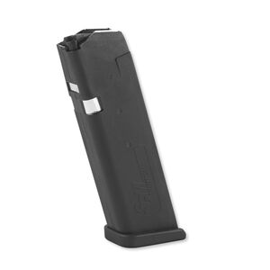 SGM Tactical Magazine For GLOCK 22 .40 S&W 15 Rounds Metal Lined Polymer Black SGMTMG22