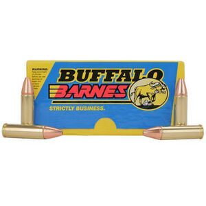 Buffalo Bore .500 S&W Magnum Ammunition 20 Rounds Lead Free XPB HP 375 Grains 18D/20