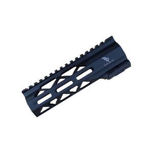 """Bootleg AR-15 CamLok 7"""" MLok Handguard"""