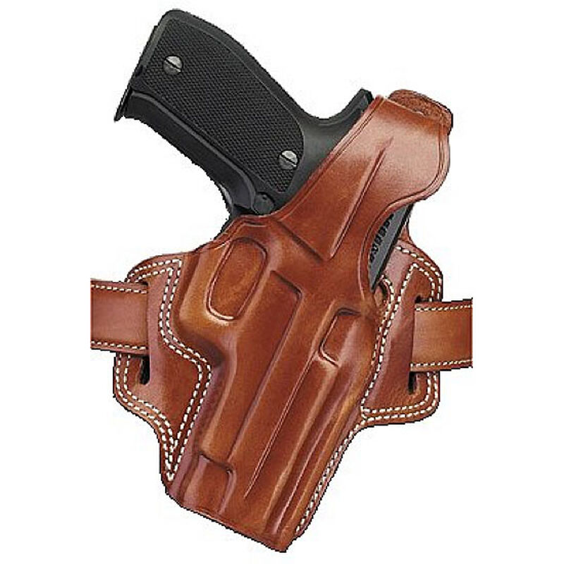 Galco F.L.E.T.C.H. High Ride Belt Holster SIG P245/P228/P229 Right Hand Leather Tan FL250