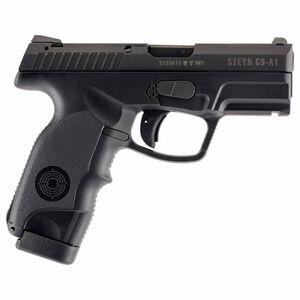"Steyr C9-A1 9mm Semi Auto Handgun 3.6"" Barrel 17 Rounds Polymer Frame Black"