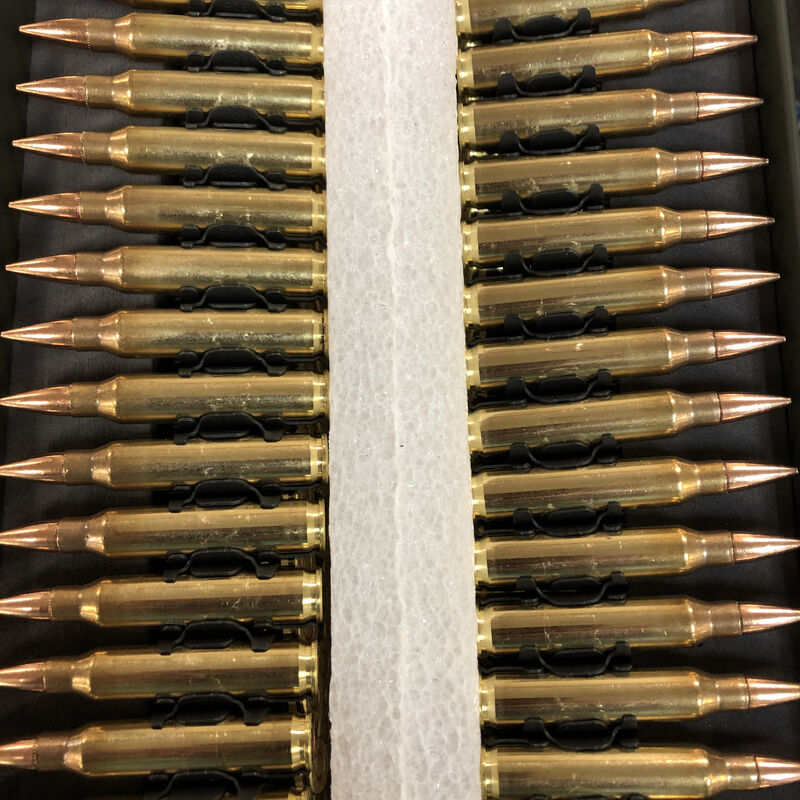 Magtech 5.56 NATO 62-Grain Linked Ammunition 800 Rounds in Ammo Can
