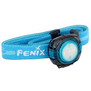 Fenix HL Series Headlamp 8 Lumens, Blue