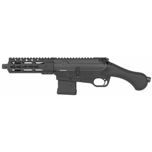 "FightLite SCR Raider 5.56 NATO Semi Auto Pistol 7.25"" Barrel 10 Round KeyMod Hand Guard Synthetic Polymer Grip Black Finish"