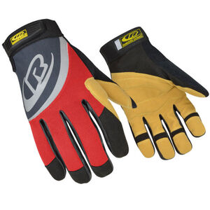 Ringers Gloves Rope Rescue Glove XL Red
