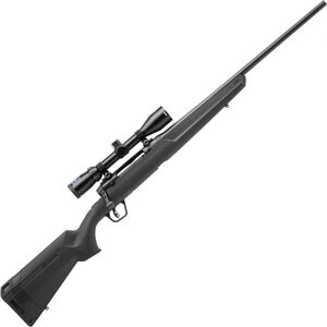 Savage Axis II XP Package .280 Ackley Improved Bolt Action Rifle 22 Barrel 4 Rounds with 3-9x40 Scope Matte Black Finish
