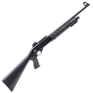 "Citadel BOSSHOG-II 12 Gauge Semi-Auto Shotgun 20"" Barrel 3"" Chamber 4 Rounds FO Front Sight  Picatinny Rails Synthetic Pistol Grip Stock Black Finish"