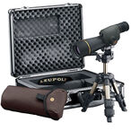 Leupold Golden Ring Compact Spotting Scope Kit 15-30x Shadow Gray 120560