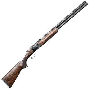 "Charles Daly 214E Field 12 Gauge O/U Break Action Shotgun 28"" Barrels 3"" Chambers 2 Rounds Ejectors Walnut Stock Matte Blued"