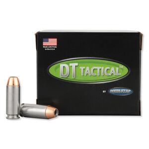DoubleTap Equalizer 10mm Auto Ammunition 20 Rounds JHP+Ball 230 Grains 410M230EQ20