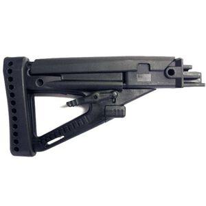 ProMag Archangel AK-47 OPFOR Butt Stock 4 Position Adjustable Cheek Piece Polymer Black