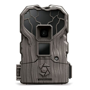 Stealth Cam QS18 18 Megapixel Video Recording 15 seconds 12 IR Emitters FX Shield Gray