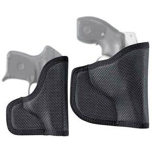 DeSantis The Nemesis Pocket Holster S&W J-Frame Ambidextrous Nylon Black N38BJ02Z0