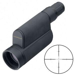 Leupold Mark 4 12-40x60 Tactical Spotting Scope TMR Reticle Black 60040