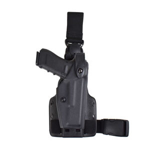 Safariland 6005 SLS Quick Release Tactical Holster Fits Beretta 92FS/96 Left Hand Hardshell STX Tactical Earth