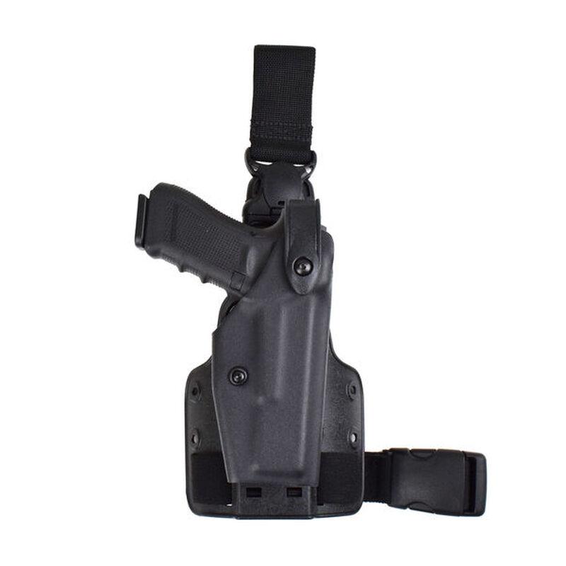 Safariland 6005 SLS Quick Release Tactical Holster Fits Beretta 92FS/96 Left Hand Hardshell STX Tactical Earth