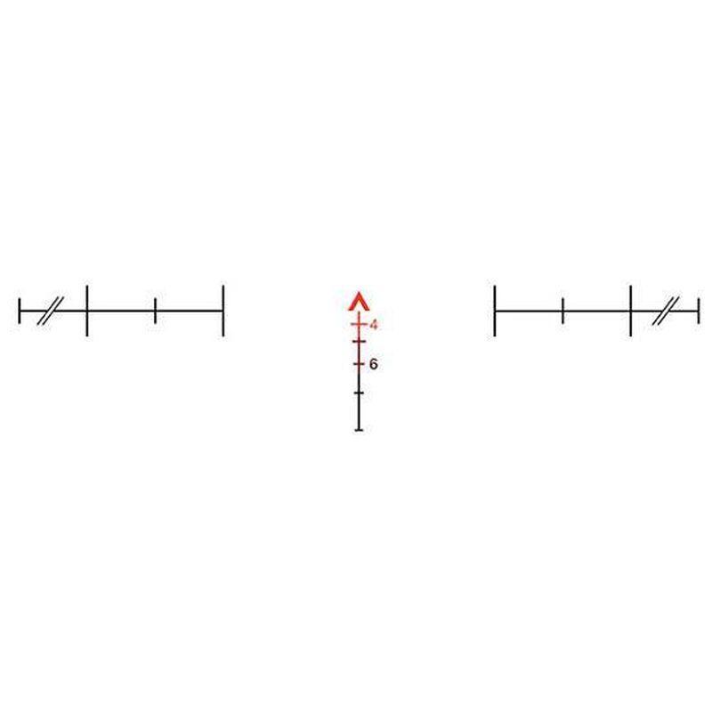 Trijicon ACOG RCO 4x32 Red Chevron BDC with TA51 Mount Matte Black TA31RCO-M150CP