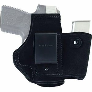 Galco Walkabout 2.0 Holster IWB Fits GLOCK 26/27/33 Ambidextrous Leather Black