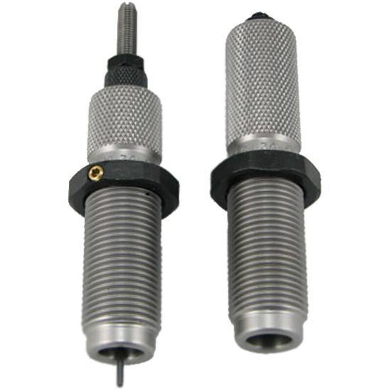 RCBS 6.8mm Remington SPC Full Length Sizer And Roll Crimp Seater 2 Die Set 13301