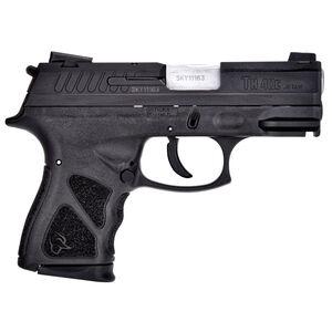 "Taurus TH40c .40 S&W Semi Auto Pistol 3.5"" Barrel 15 Rounds Thumb Safety Black Polymer Frame Black Slide"