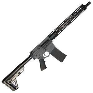 """ATI Omni Hybrid Maxx AR-15 5.56 NATO Semi Auto Rifle 16"""" Barrel 30 Rounds M-LOK Hand Guard Carbine Alpha Collapsible Stock Matte Black Finish"""