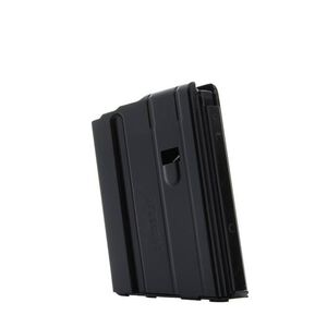 C-Products AR-15 Magazine 7.62x39mm 5 Rounds Stainless Steel Black 0562041185