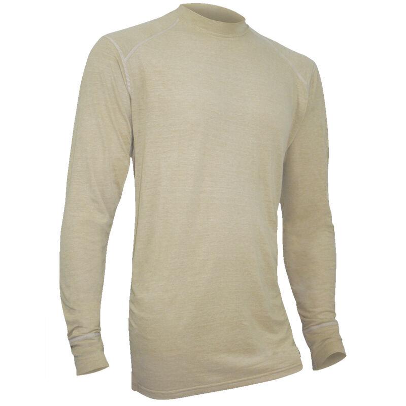 XGO FR Phase 1 Men's Long Sleeve Shirt Modacrylic/FR Rayon Blend Small Desert Sand