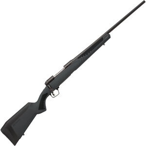 "Savage 110 Hunter Bolt Action Rifle .30-06 Spring 22"" Barrel 4 Rounds Synthetic Adjustable AccuFit AccuStock Black Finish"