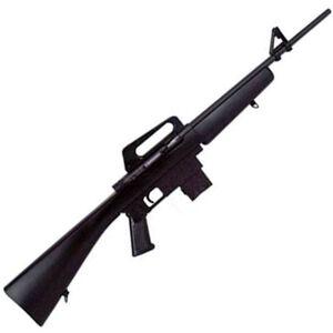 "Rock Island M1600 Semi Auto Rimfire .22 Long Rifle 10 Round Capacity 18.25"" Barrel Length Black Philippine Wood Stock Black Finish 51111"