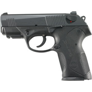 "Beretta PX4 Compact Semi Auto Pistol 9mm Luger 3.27"" Barrel 10 Rounds Polymer Frame Black Finish GJXC9F20"