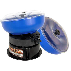 Barry's QD-500 Vibratory Tumbler with Extra Bowl Polymer Black and Blue