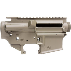 Aero Precision AR-15 Stripped Upper/Lower Receiver Set .223/5.56 Aluminum Magpul FDE