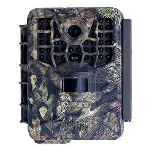 Covert Scouting Cameras Black Maverick 12MP 1080p Trail Camera 8 AA Batteries