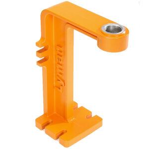 Lyman Brass Smith Powder Measure Stand Aluminum Orange 7767788