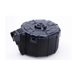 ProMag SAIGA Drum Magazine 12 Gauge 10 Rounds Polymer Black SAI 05