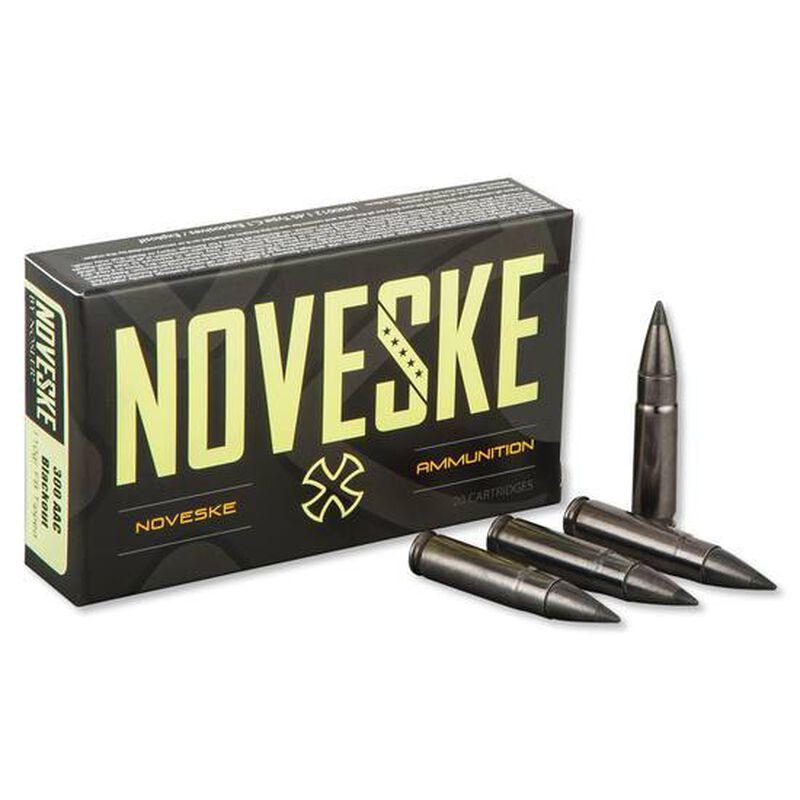Noveske .300 Blackout Ammunition 20 Rounds Nosler FBPT 110 Grains 52228