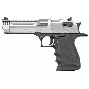 "Magnum Reasearch Desert Eagle L5 .357 Mag Semi-Auto Handgun 5"" Barrel 9 Rounds Lightweight Aluminum Frame Black/Brushed Chrome Finish"