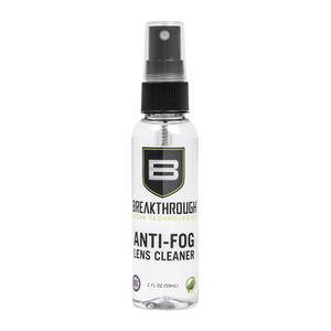 Breakthrough Clean Technologies Anti-Fog Lens Cleaner 2 oz Spray Bottle