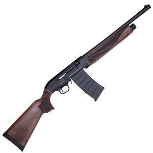"Black Aces Tactical Pro M Series 12 Gauge Semi Automatic Shotgun 18.5"" Barrel 3"" Chamber 5 Rounds Detachable Box Magazine Wood Stock/Forend Matte Black"