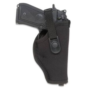 """Gunmate Hip Holster Size 10 Right Hand Fits Large-Frame Pistols 4"""" Barrels Synthetic"""