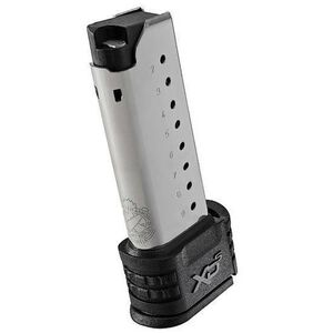 Springfield XD-S 9mm Magazine Nine Rounds Stainless Steel XDS09061