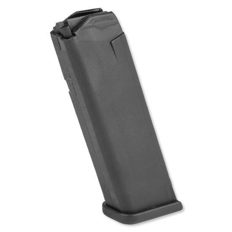 ProMag Magazine For GLOCK 19 9mm Luger 15 Rounds Polymer Black GLK-A10